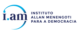 Logo do Instituto Allan Menengoti Para a Democracia